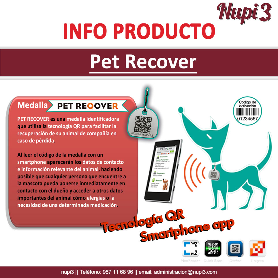 pet recover
